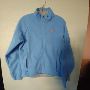 Pre-Owned North Face Fleece s Jacket
